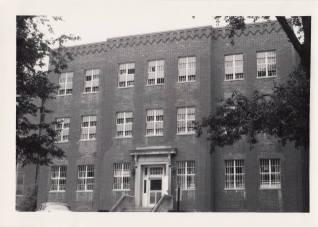 Original Eastern State Hospital Built in 1817