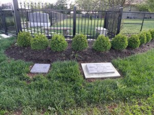 Eastern State Hospital Cemetery