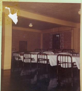 Ward in Gragg Building