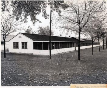 Old TB ward