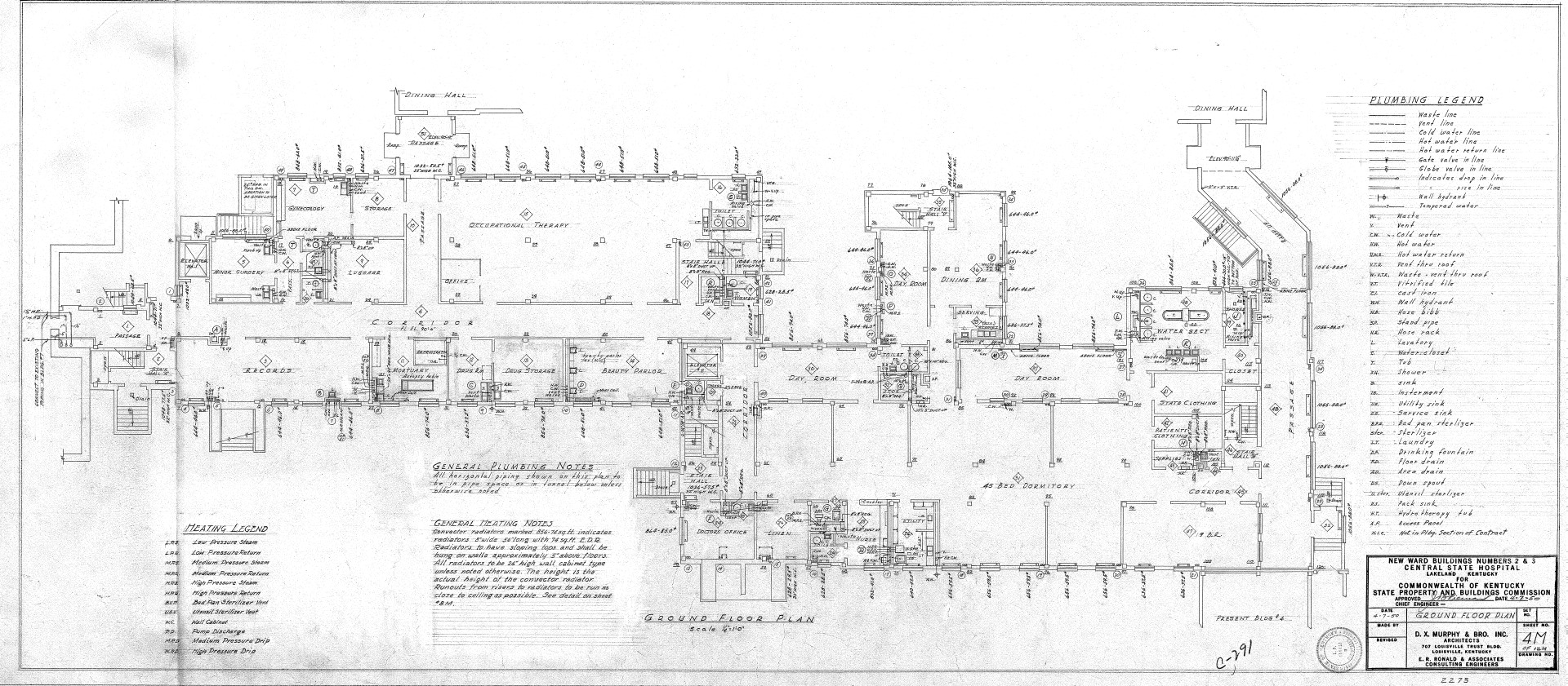 Csh blueprints kentucky historic institutions malvernweather Images