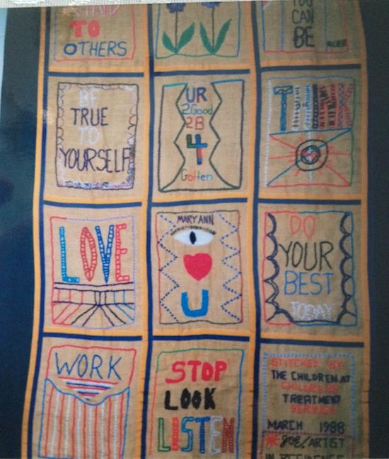1988 Patient quilt