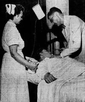 The Courier-Journal (Louisville, Kentucky), 7 March 1954, p. 36.