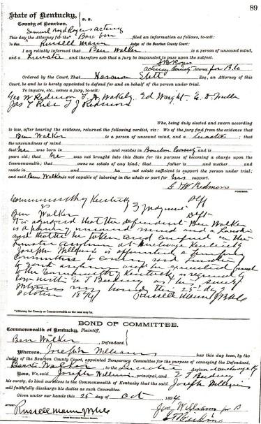 Walker, Ben 1894 10-25
