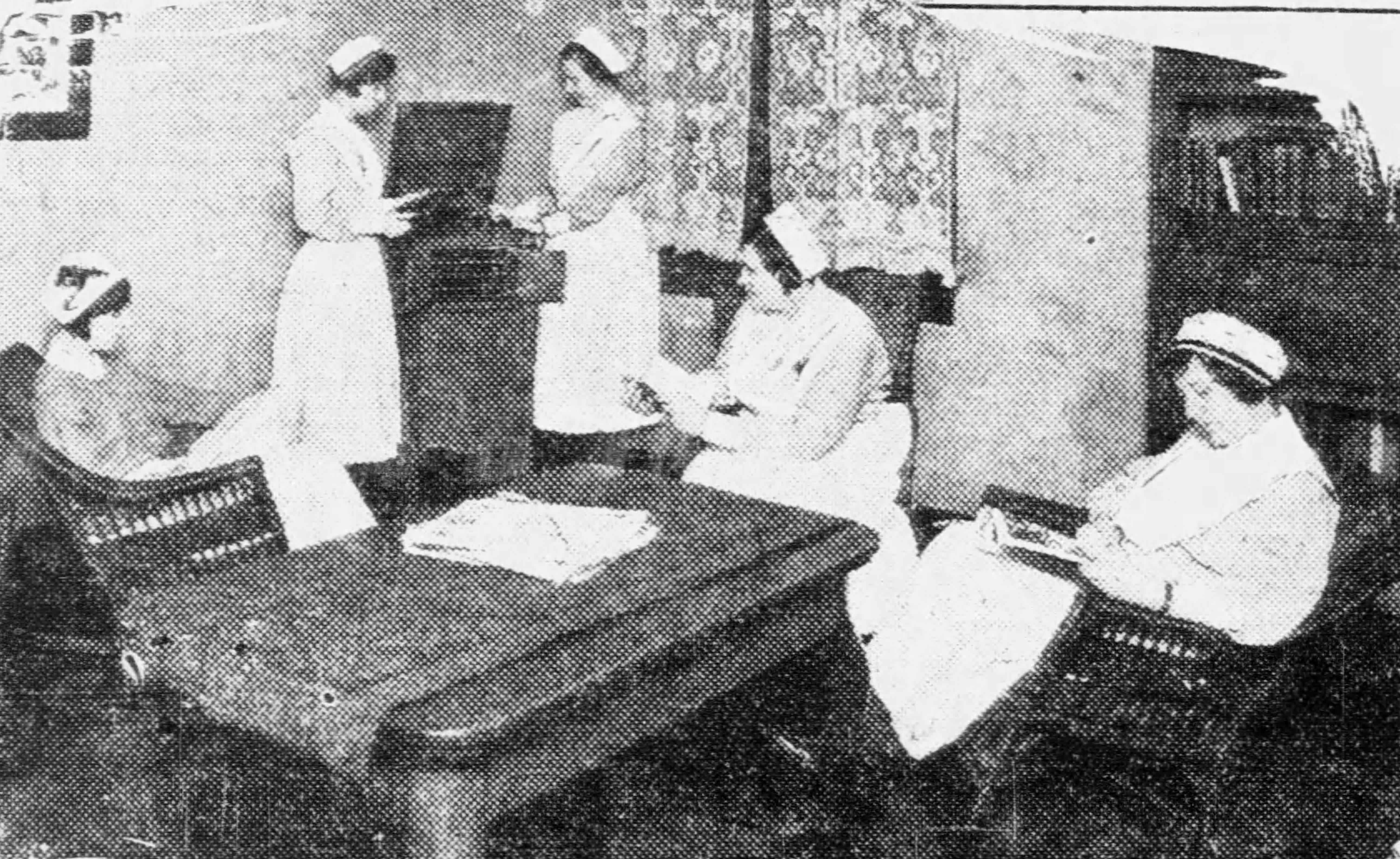 Nurses' Residence